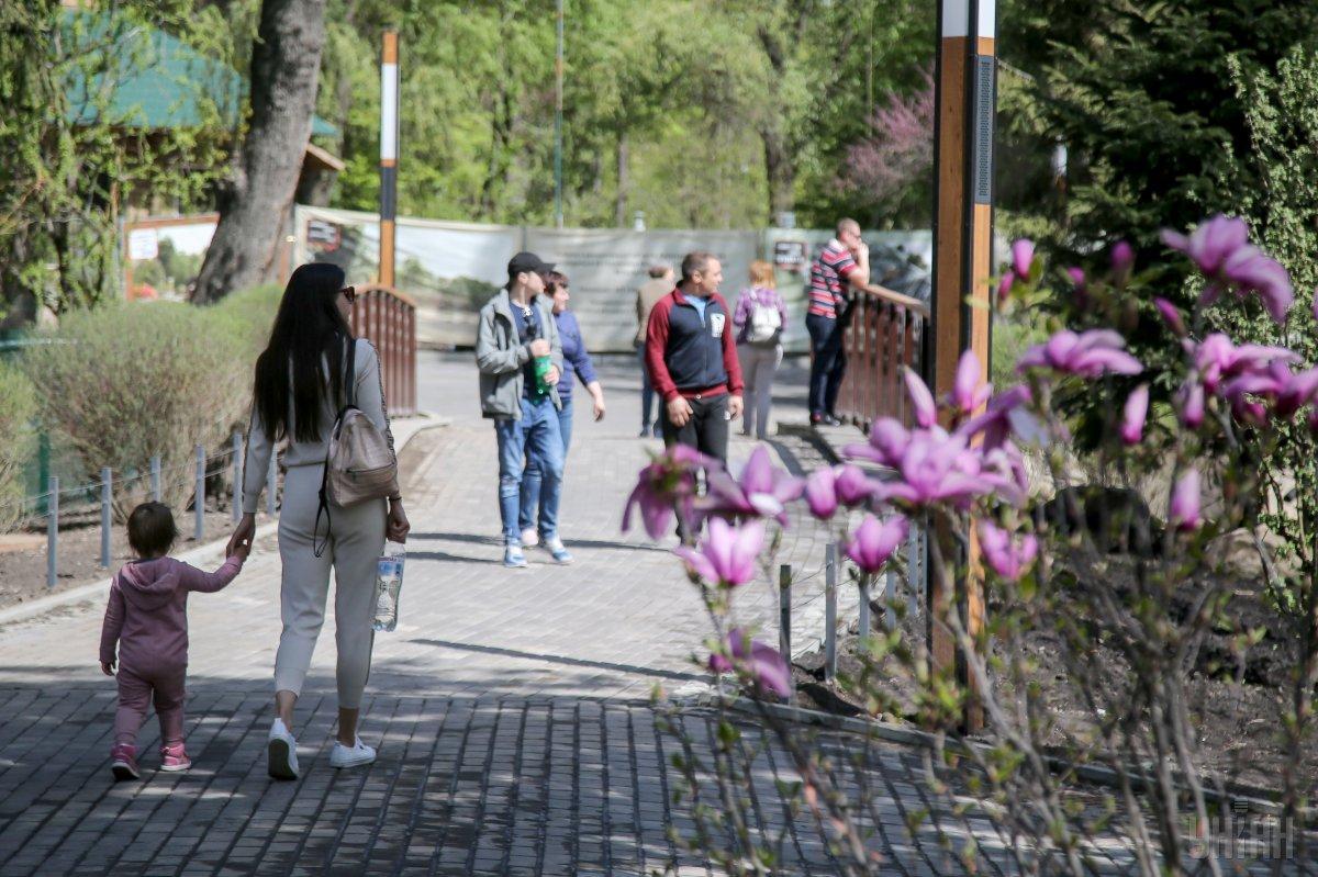 В зоопарке будет интересно всем / Фото УНИАН