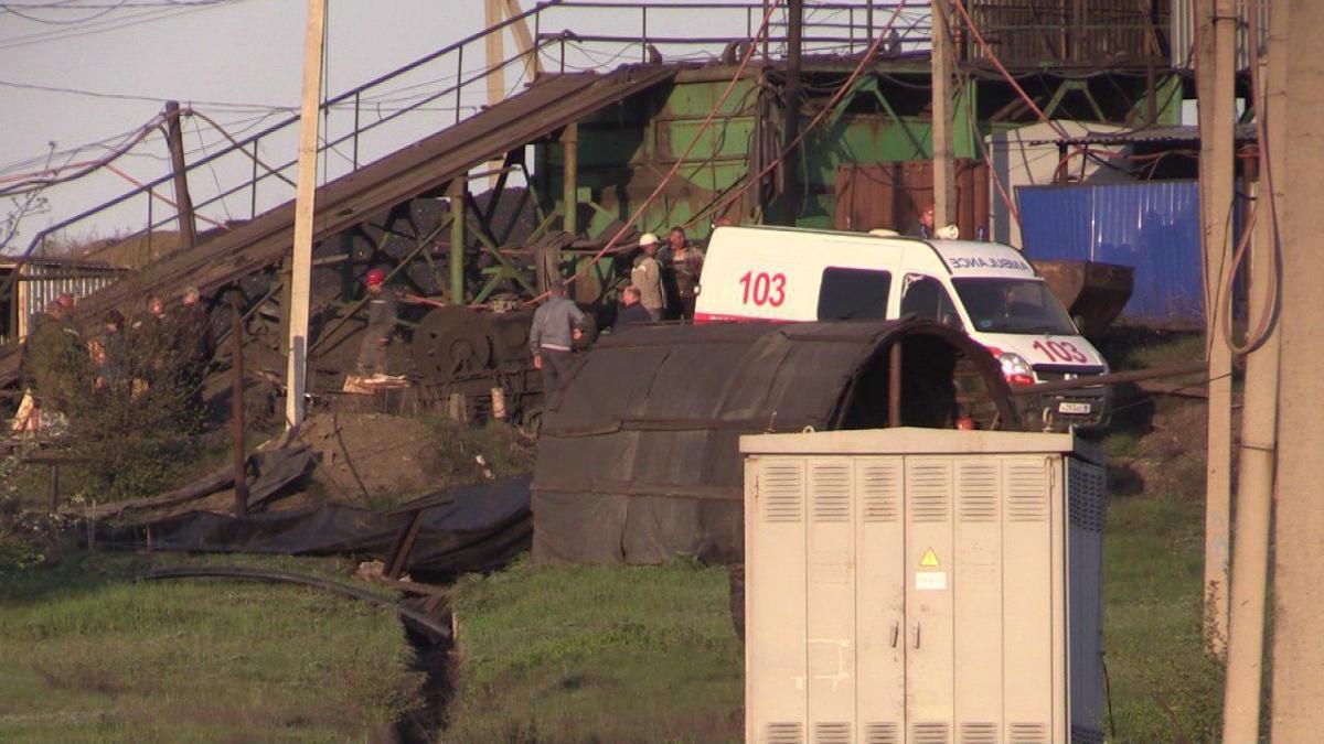У Луганській області загинув шахтар/ фото Inside Donetsk