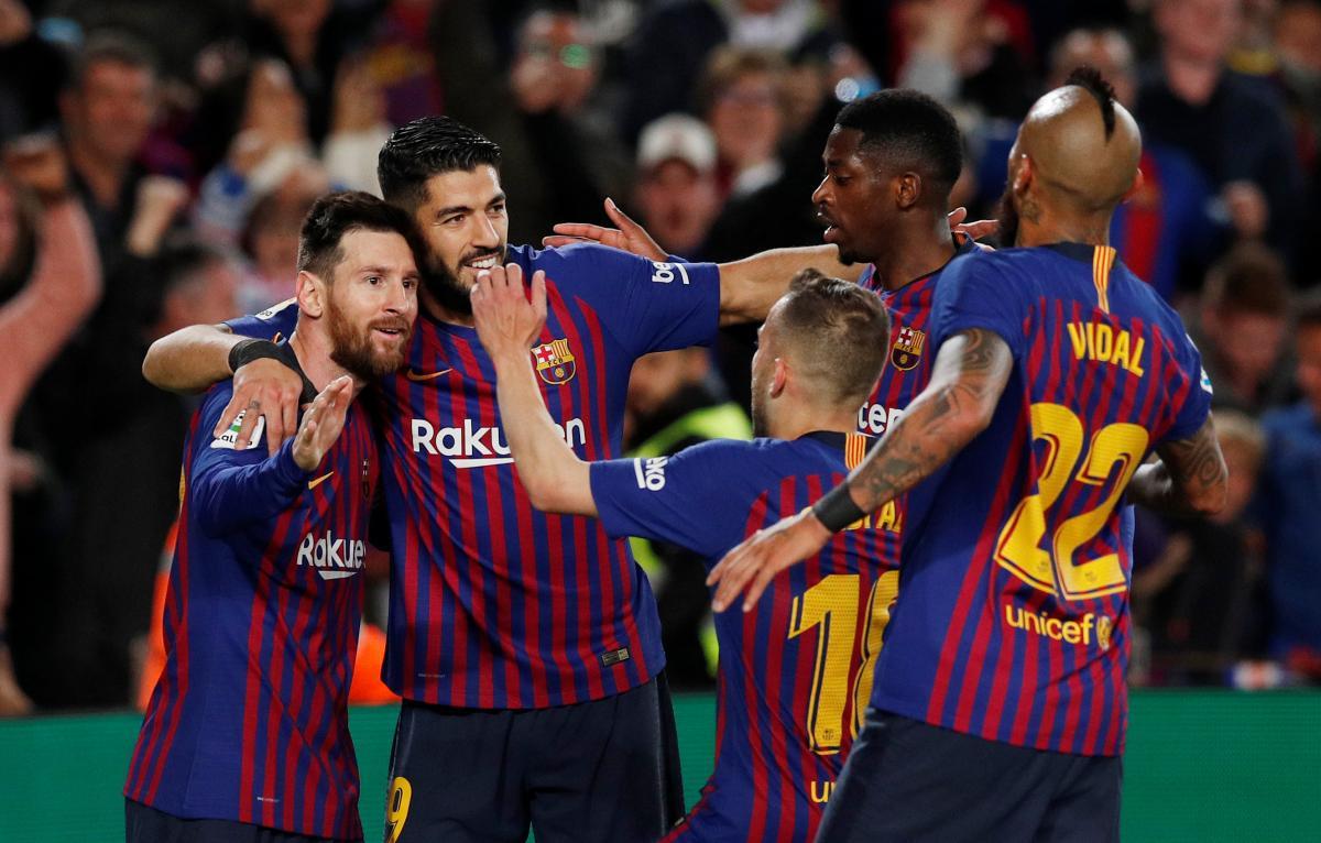 Новости футбола испании барселона [PUNIQRANDLINE-(au-dating-names.txt) 41