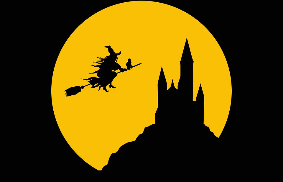 Вальпургиева ночь считалась ночью страшного шабаша ведьм / pixabay.com