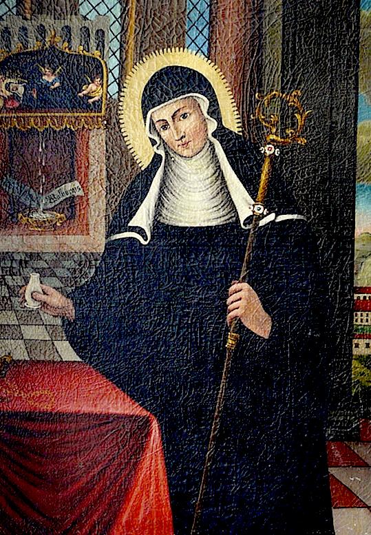Считалось, что тень святой Вальпургии могла посещать мир живых / Wikipedia
