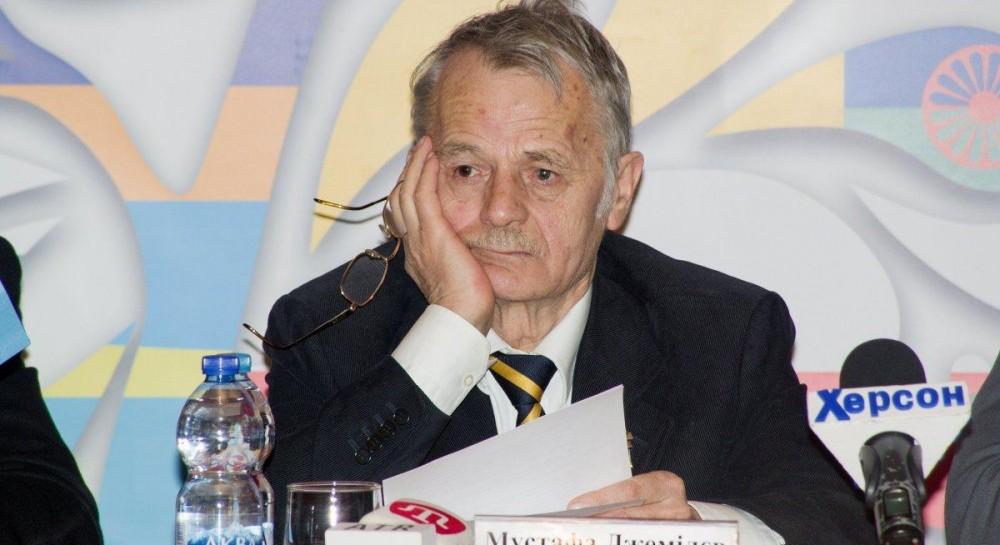 Крымские татары будут в конструктивной оппозиции к Зеленскому - Джемил