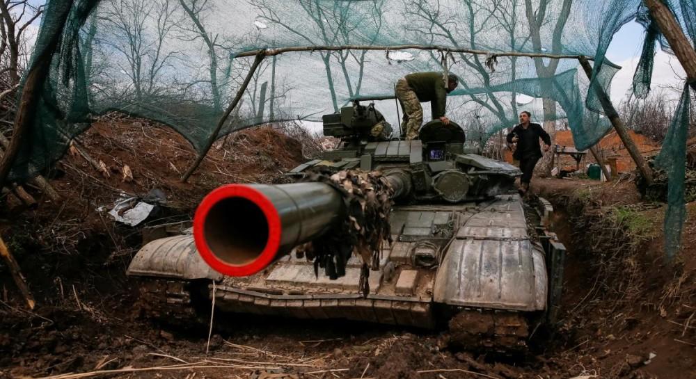 45% украинцев считают конфликт на Донбассе российской агрессией против