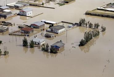 Число загиблих в результаті проливних дощів на південному заході Китаю зросло до 10 осіб
