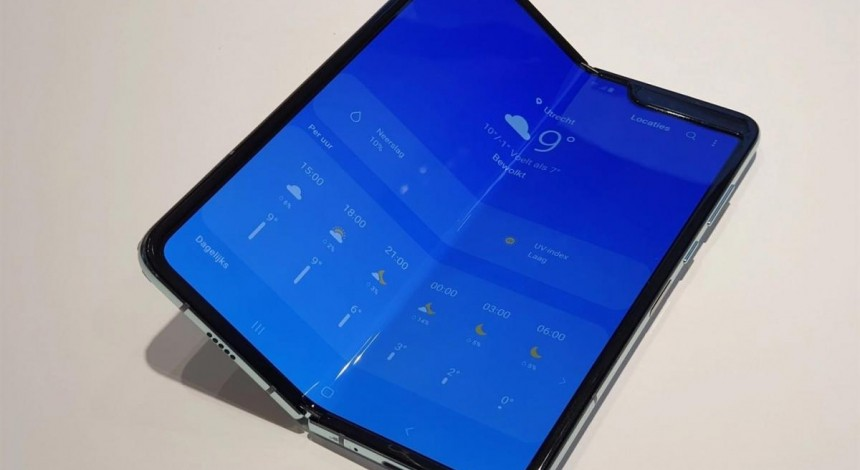В новых складных смартфонах Samsung выявили проблемы с экранами: комментарий компании