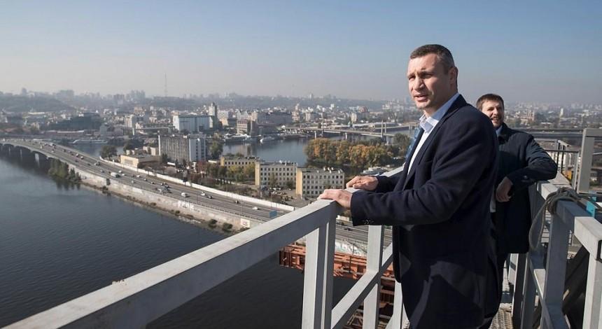 Богдан направив до Кабміну подання про звільнення Віталія Кличка з посади мера Києва
