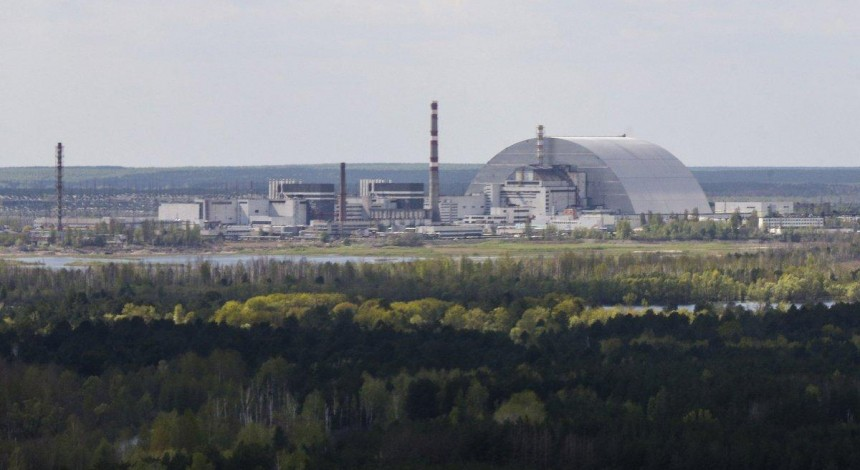 Liquid radioactive waste treatment plant launched in Kyiv region
