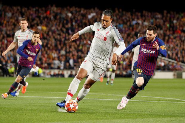 Барселона - Ливерпуль / REUTERS