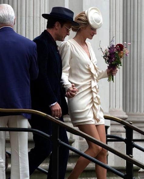 46-летний Джуд Лоу тайно женился на32-летней приятельнице