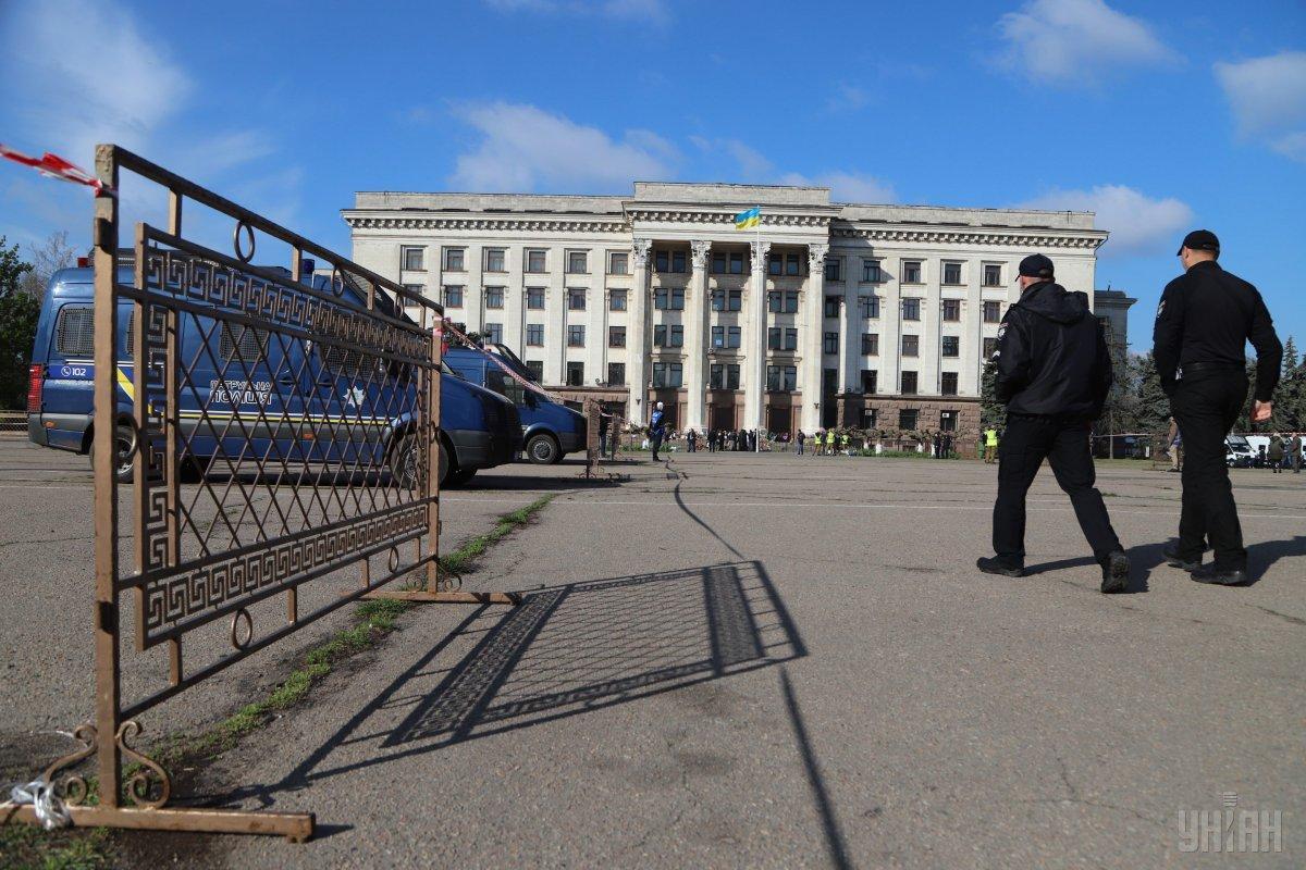 З 16 березня в Одесі призупиняється робота об'єктів загального користування / фото УНІАН