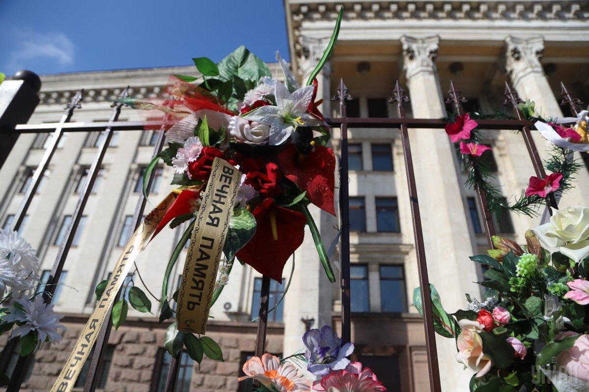 Під час подій 2 травня 2014 року загинули 48 осіб / фото УНІАН