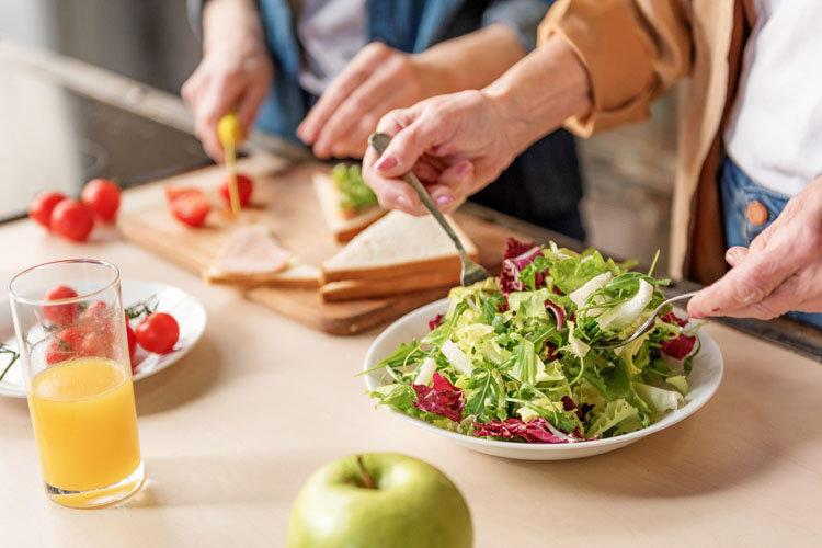 правильная диета в домашних условиях уход