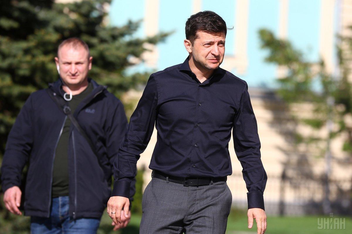 В команде Зеленского продолжаются дискуссии относительно роспуска Рады / фото УНИАН