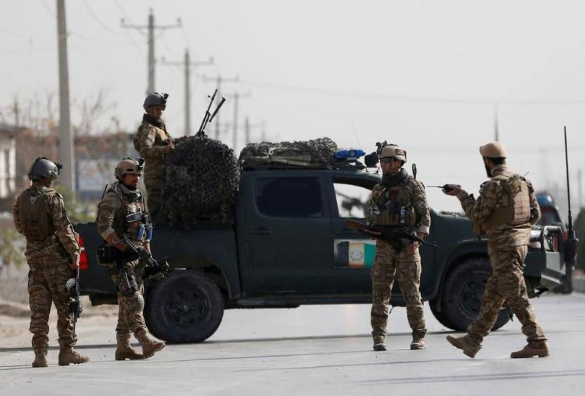 """У МВС Афганістану вже назвали інцидент """"терористичною атакою"""" / REUTERS"""