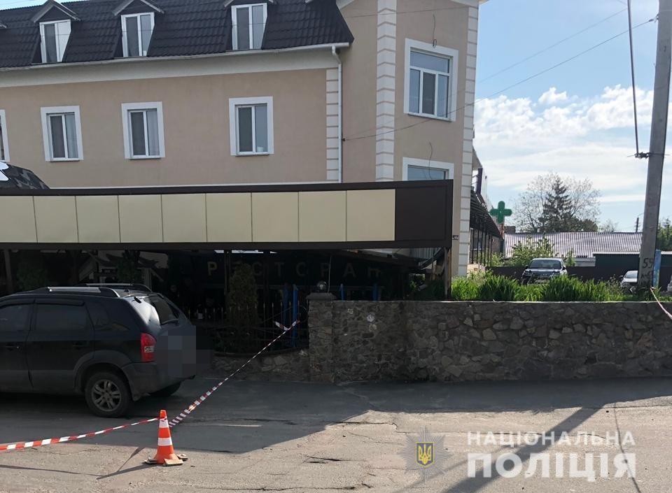 Под Киевом застрелили правоохранителя / kv.npu.gov.ua
