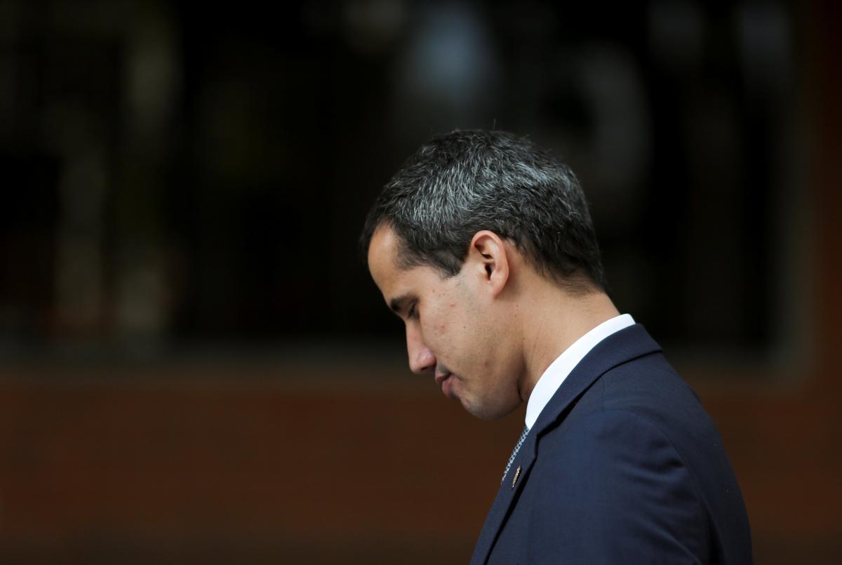 Хуан Гуайдо / REUTERS
