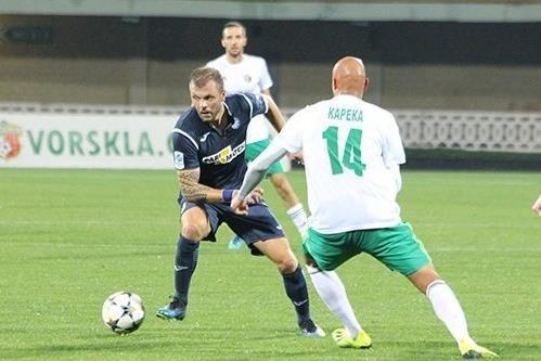 """Олимпик"" - ""Ворскла"" - 1:1 / ua-football.com"