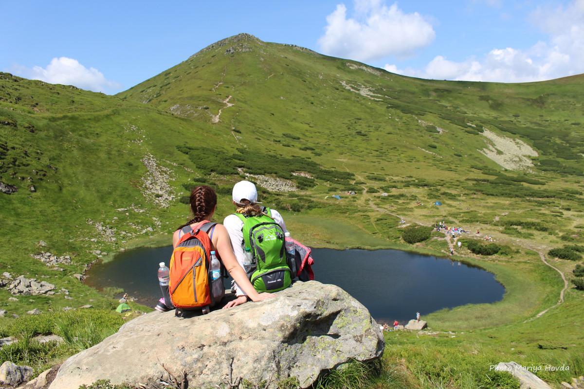 Відпочинок в Карпатах 2019 - маршрут на гори Шпиці через Ворохту ...