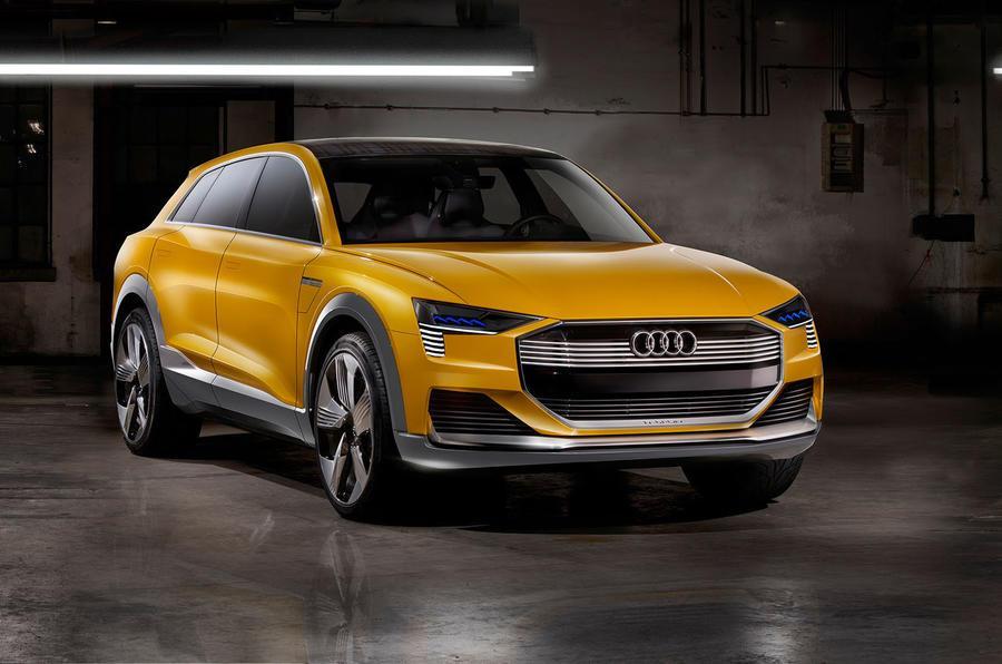В течение года Audi представит 6-е поколение водородных топливных элементов / фото autocar.co.uk