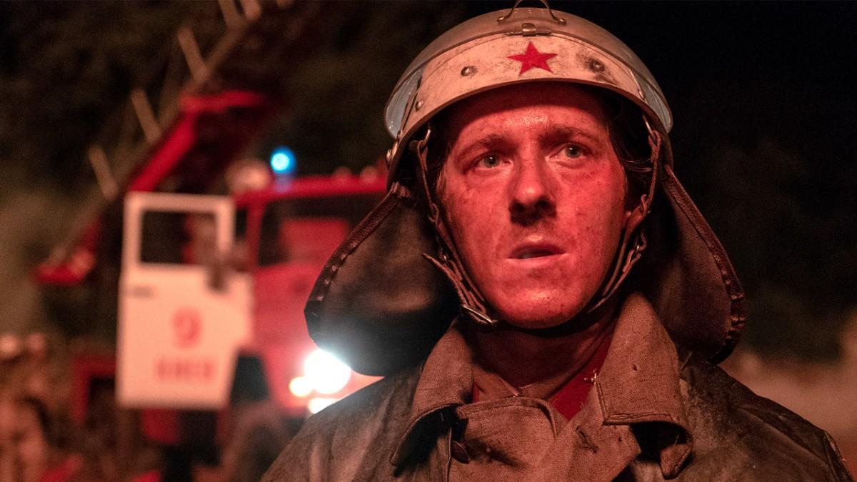 В США началась трансляция сериала о Чернобыле / HBO