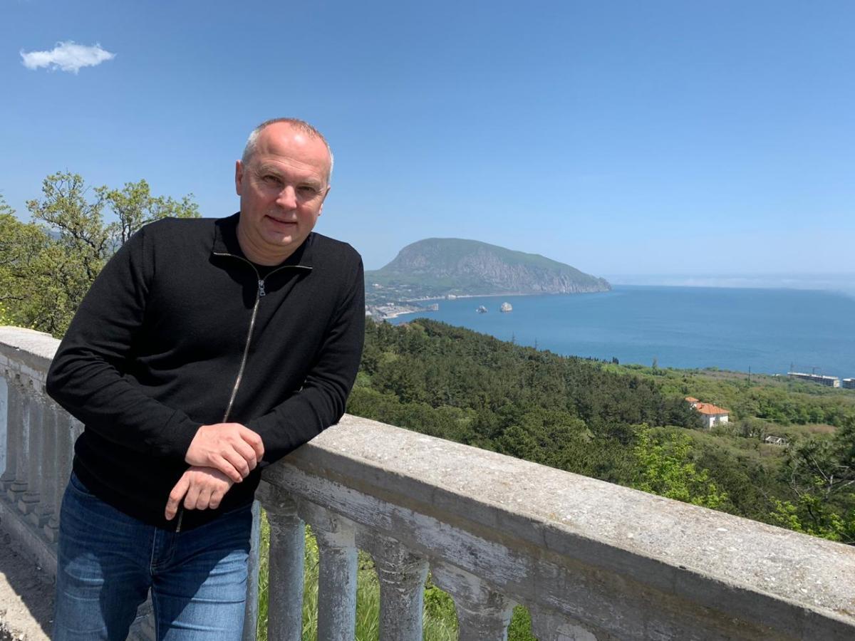 Шуфрич відвідав окупований Крим / Facebook - Прес-служба Нестора Шуфрича
