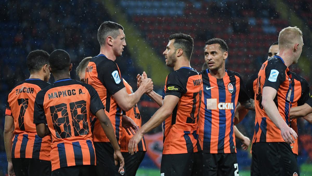 """""""Шахтар"""" очолює рейтинг клубів, які довше за всіх не програють в Європі / ФК """"Шахтар"""""""