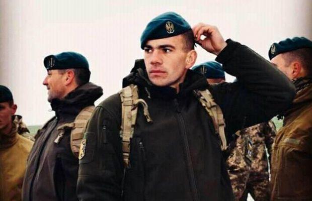 В больнице Днепра умер морпех Иван Сакаль / фото facebook.com