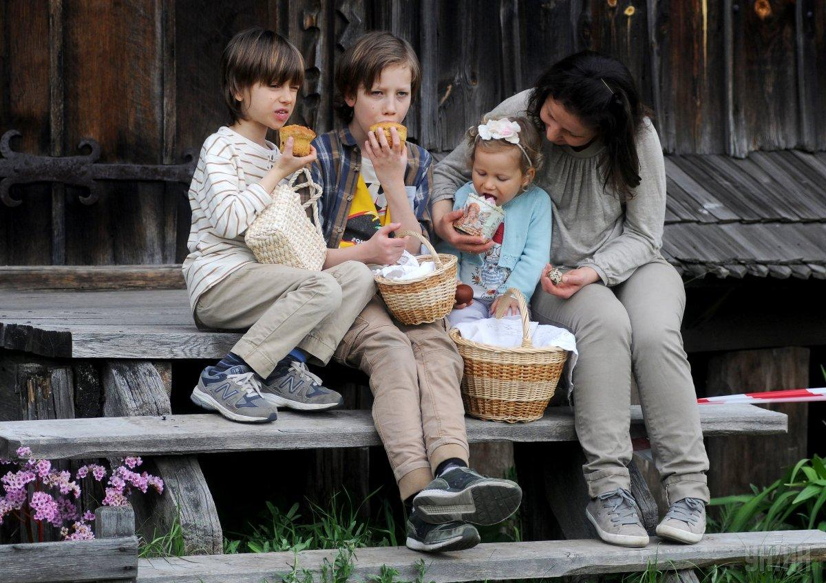 В Україні День матері відзначають з 1999 року