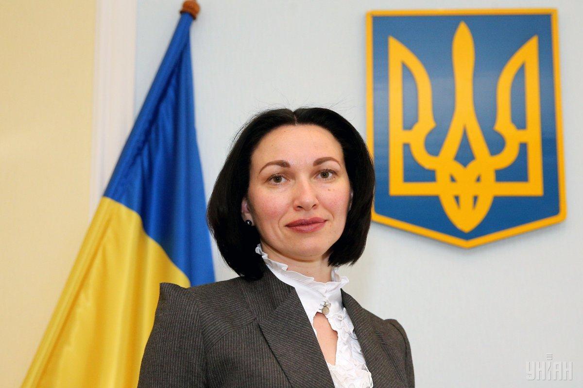 Головою Вищого антикорупційного суду стала Олена Танасевич / фото УНІАН