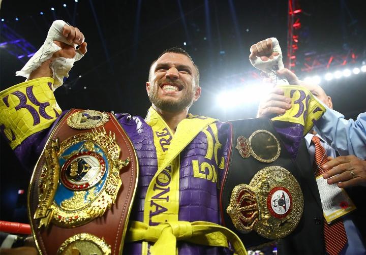 Бой Ломаченко пройдет в Лондоне / фото: BoxingScene