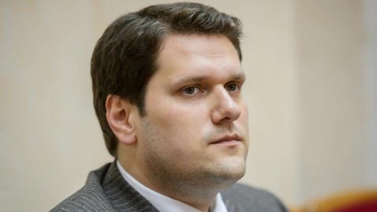 Урбанский получил ранение вногу / фото:urbansky.od.ua