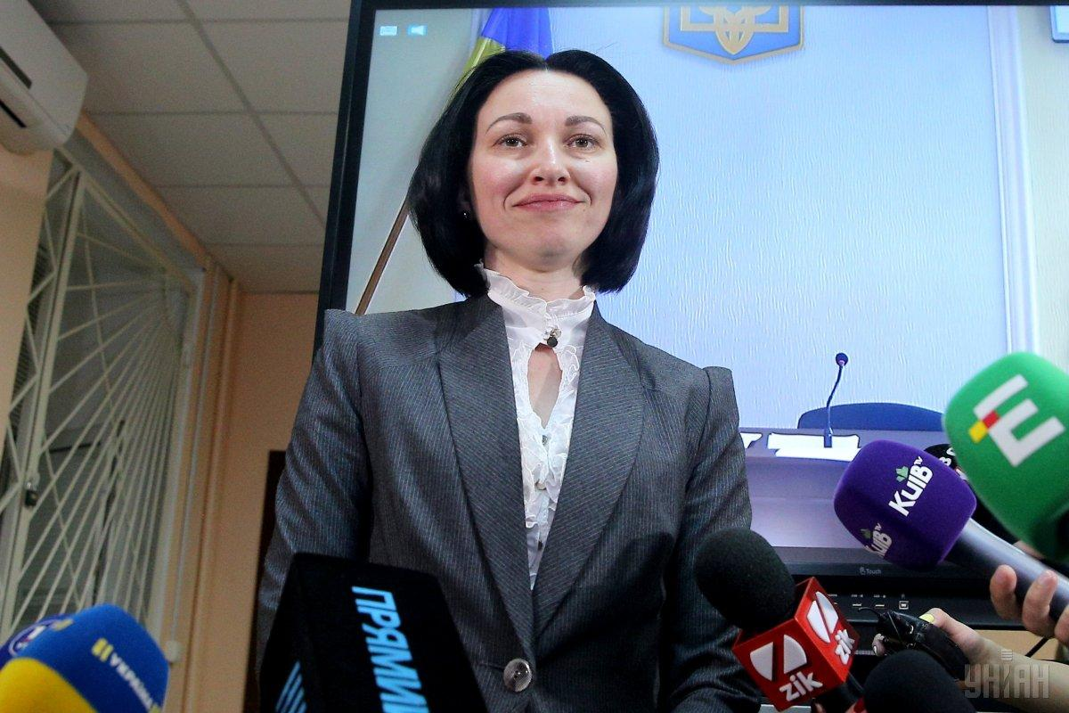 У Transparency International Олену Танасевич назвали «не токсичною» / фото УНІАН