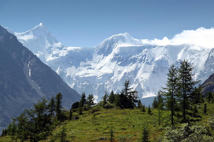 В Алтайских горах погибли туристы / Фото ru.wikipedia.org