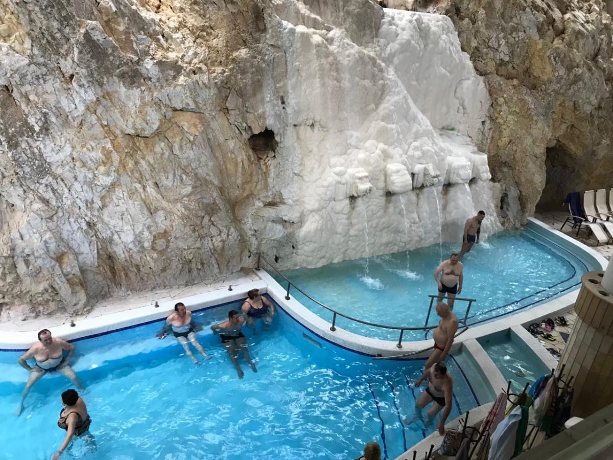 Термальные купальни в Эгере / Фото Вероника Кордон