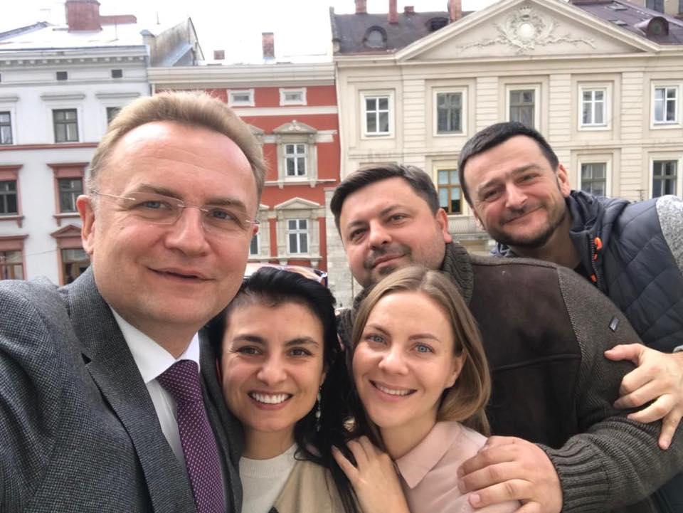 Нардепы остаются членами фракции в ВР / фото facebook.com/andriy.sadovyi