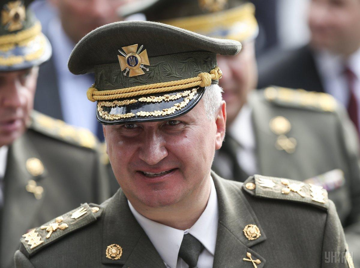 4 октября в НАБУ было подано заявление об уголовном правонарушении по факту совершения Грицаком ряда преступлений / фото УНИАН