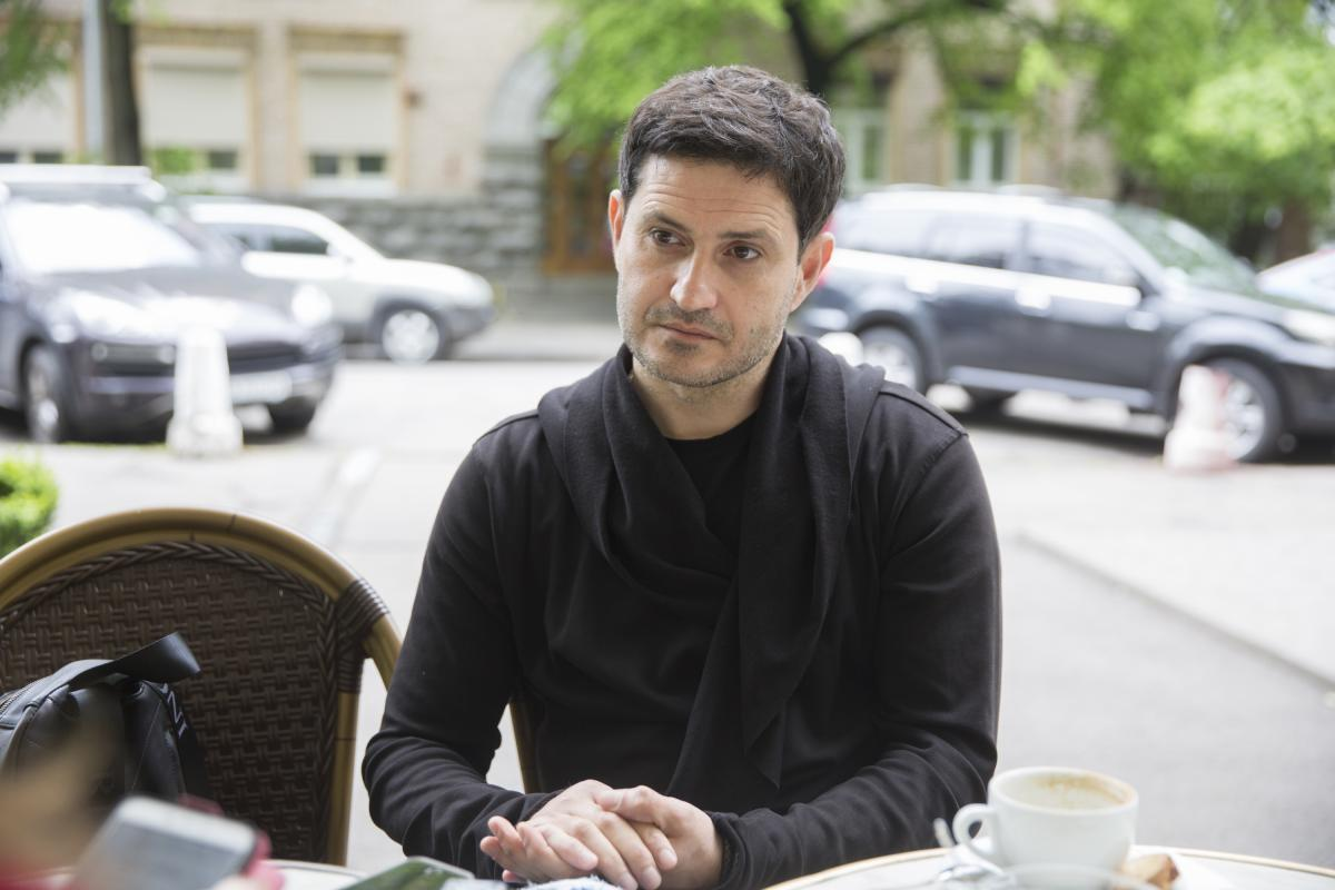 """Я дуже сподіваюся, що фільм """"Захар Беркут"""" буде вдалим, тоді це буде гарна промоція України / фото УНІАН"""