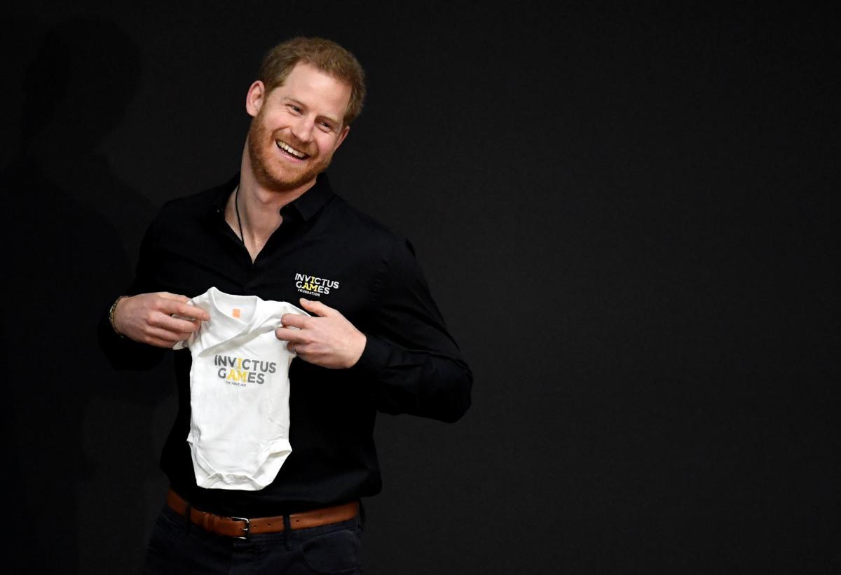 Принц Гарри / фото REUTERS