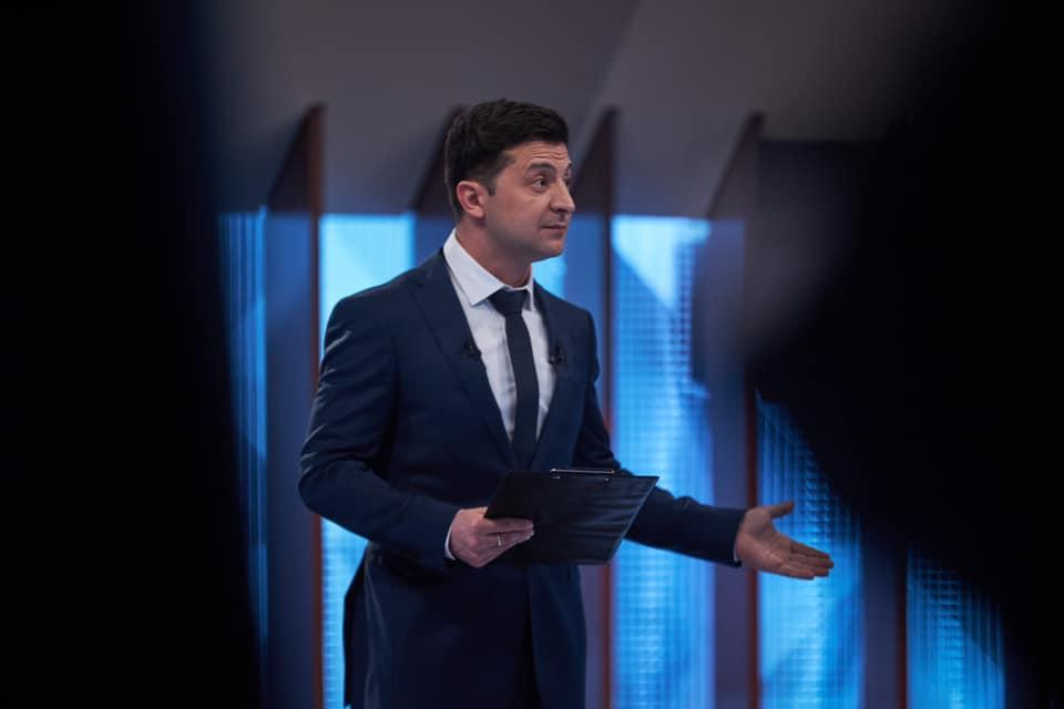Зеленський закликав нардепів перейти від слів до дій / facebook.com/ze2019official