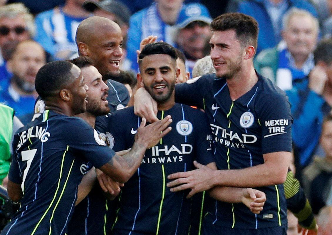 """""""Манчестер Сіті"""" виграв чемпіонат Англії сезону-2018/2019 / REUTERS"""
