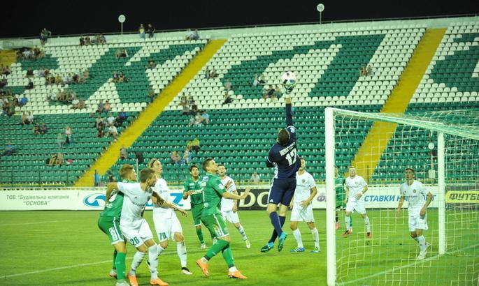 Ворскла - Карпати / ua-football.com