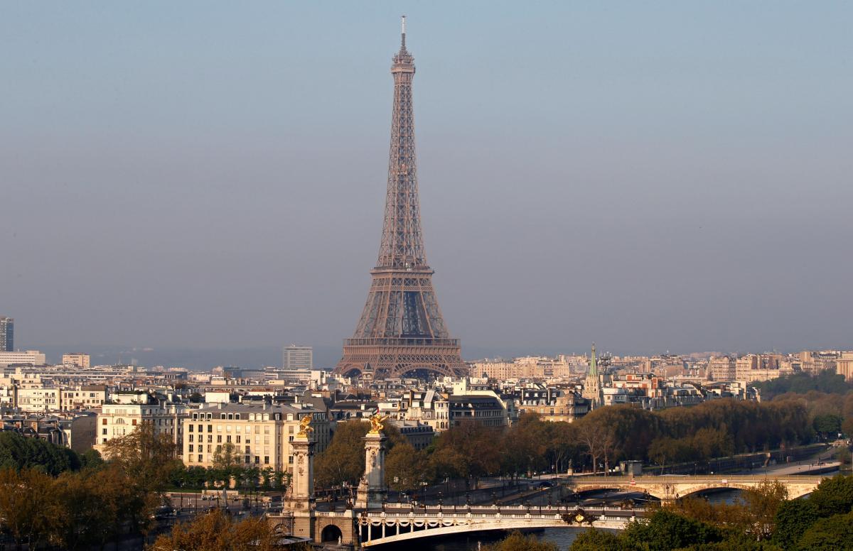 Париж хоче більше туристів з України / Фото REUTERS