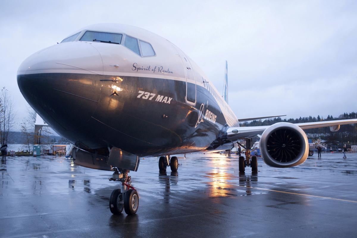 Літак за 45 хвилин подолав відстань від Далласа в штаті Техас до Талси в Оклахомі / Ілюстрація REUTERS