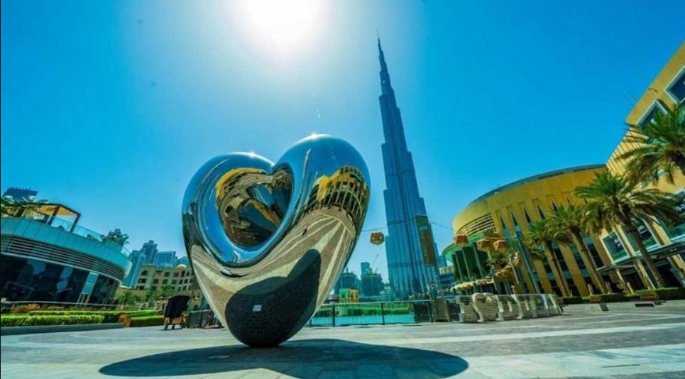 Туристов в Дубае ждет безопасная атмосфера \ khaleejtimes.com