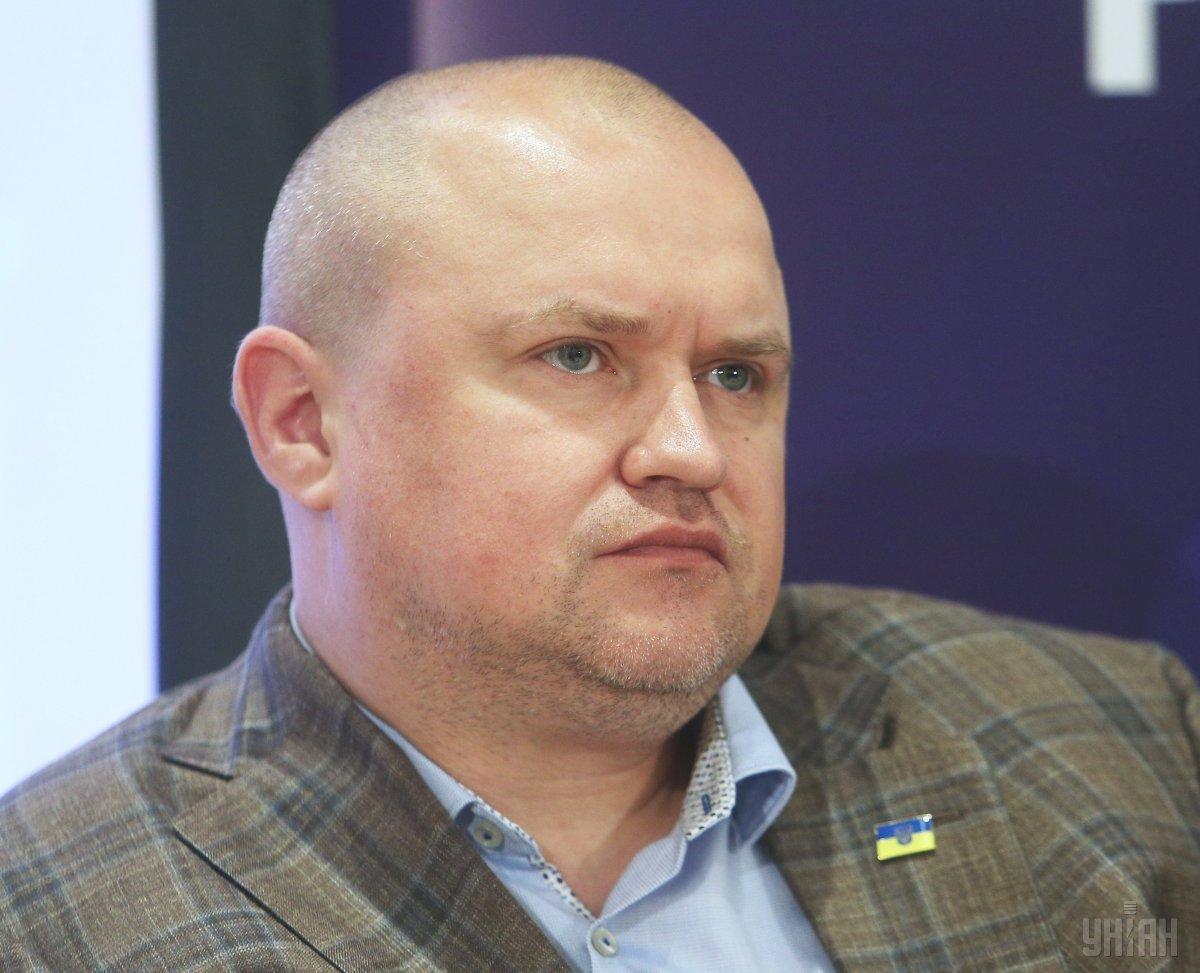 Порошенко уволил Демчину \ УНИАН