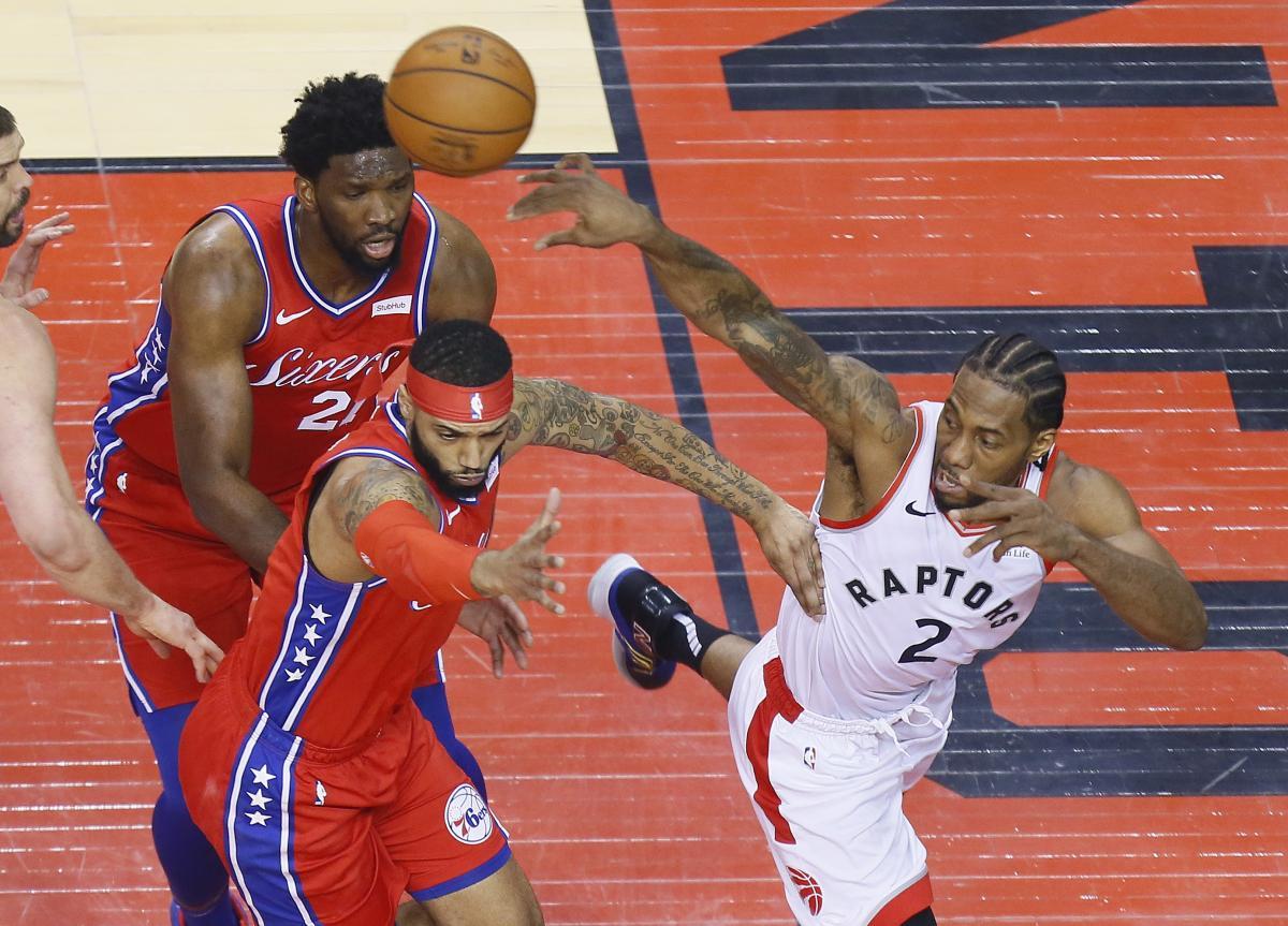 Торонто - Філадельфія / REUTERS