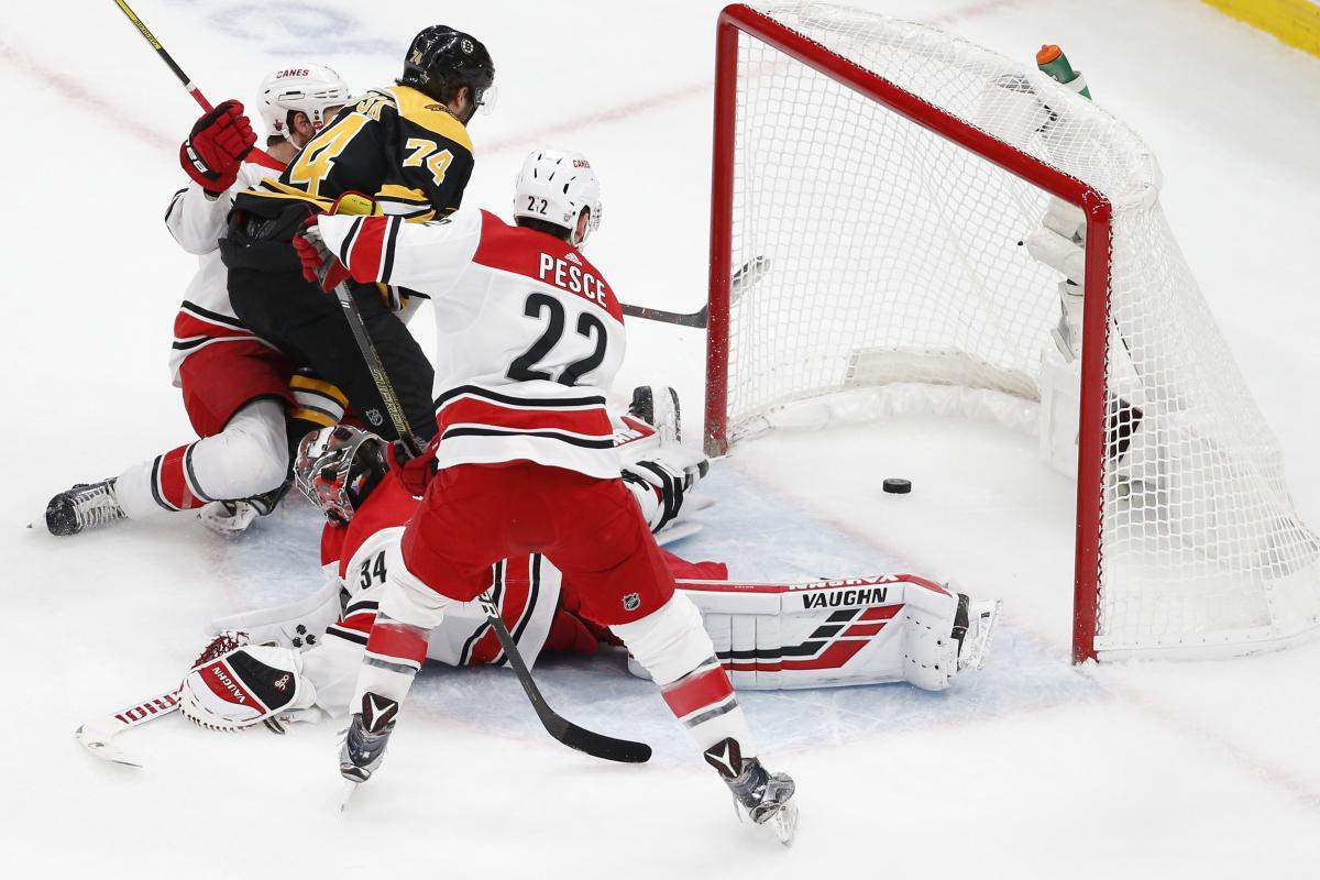 Бостон - Кароліна / REUTERS