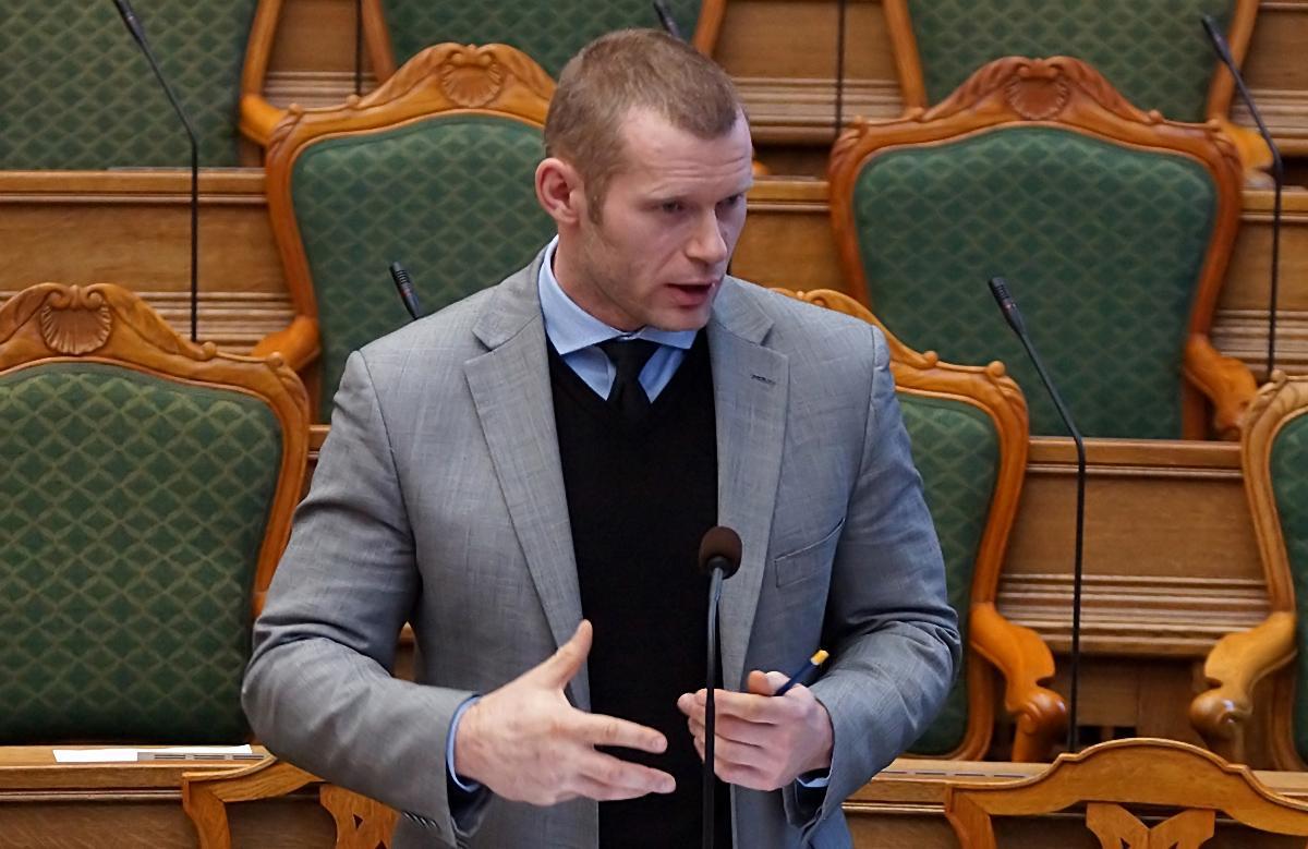 Политик надеется, что реклама на Pornhub поможет ему переизбраться в парламент / Wikipedia