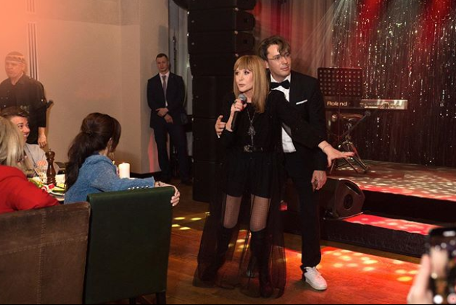 Пугачева восхитила сеть / фото instagram.com/maxgalkinru