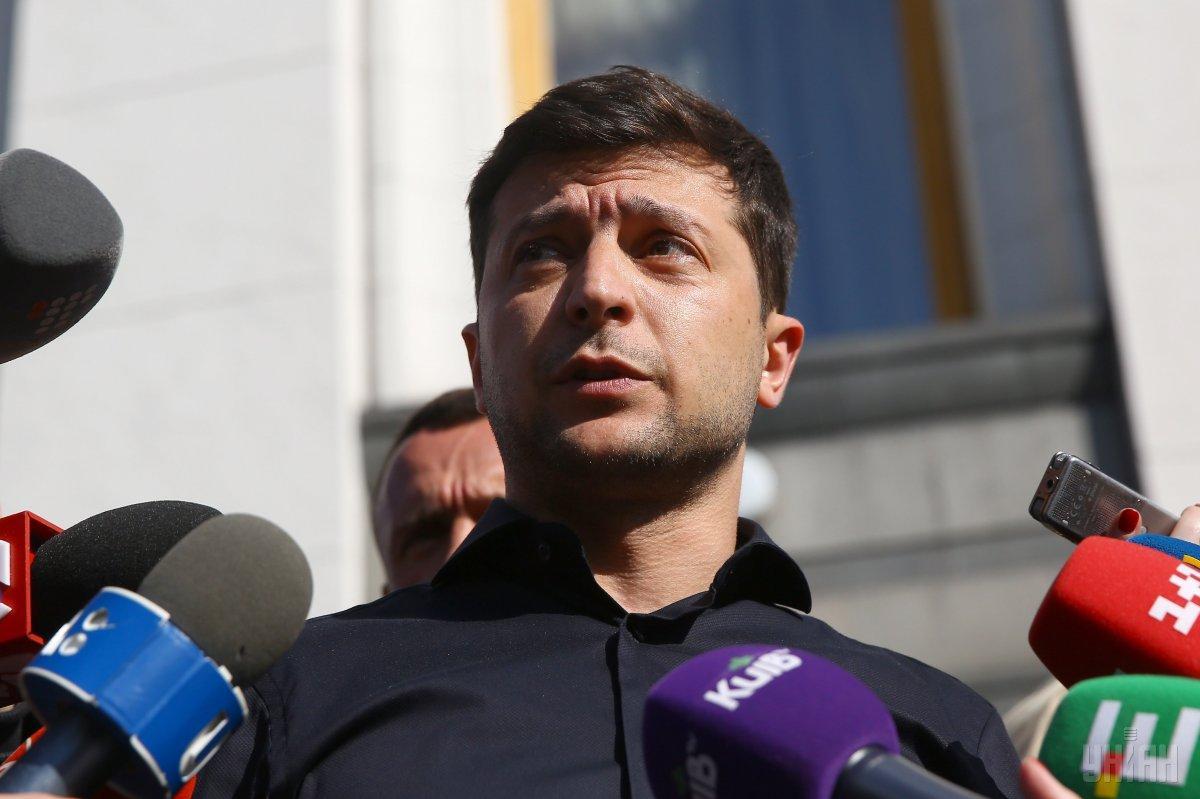 На 10 ранку 20 травня Зеленський прийде в Раду і складе там присягу / фото УНІАН